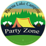 Party zone pawna lake camping client logo | Edigital Grwoth