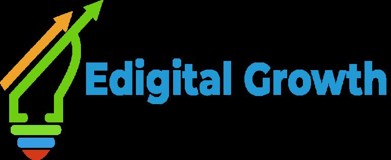 Edigital growth transparent logo | Edigital Growth